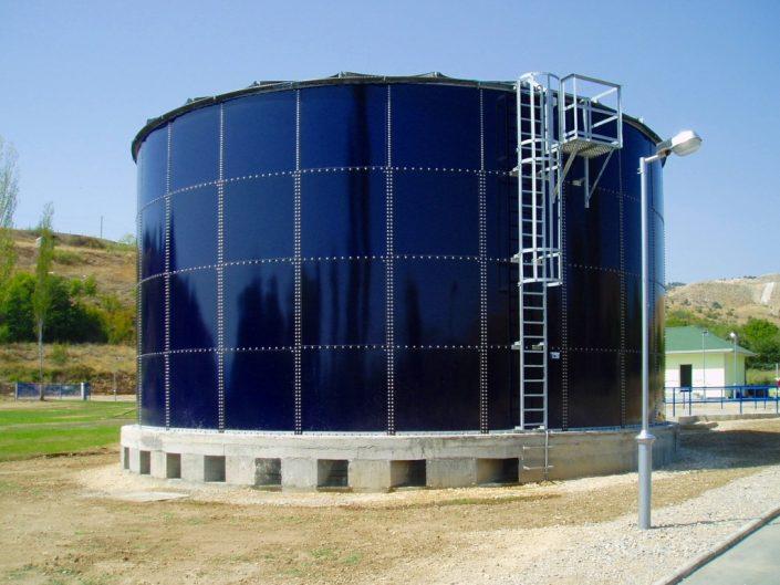 Depositos Agua Potable